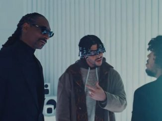 Estrena Bad Bunny video musical junto a Snoop Dogg